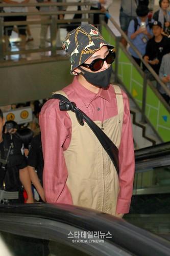 BIGBANG Gimpo to Jeju 2015-05-19 2015-05-19 19