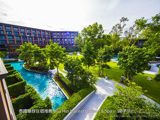 泰國華欣住宿推薦 Hua Hin Marriott Resort & Spa 11