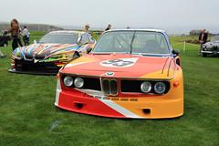BMW 3-0 CSL E9 Alexander Calder Race Car 1975 1