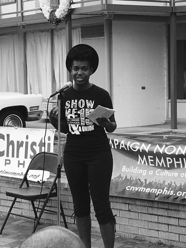 Memphis,TN  at the National Civil Rights Museum 2016 (1)