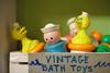 Vinatage Bath Toys