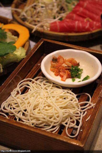 Shanghai Best - Noodles