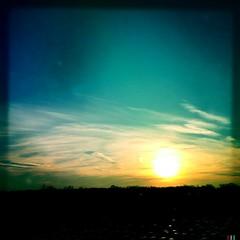 #Sunset on #JohnSSaturday #sunsets #sunsetlovers #sunset_madness