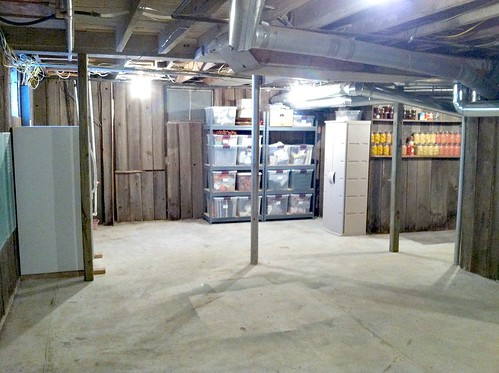 Christmas Storage + A Tour of All Our Basement Storage | 500 x 374 · 135 kB · jpeg