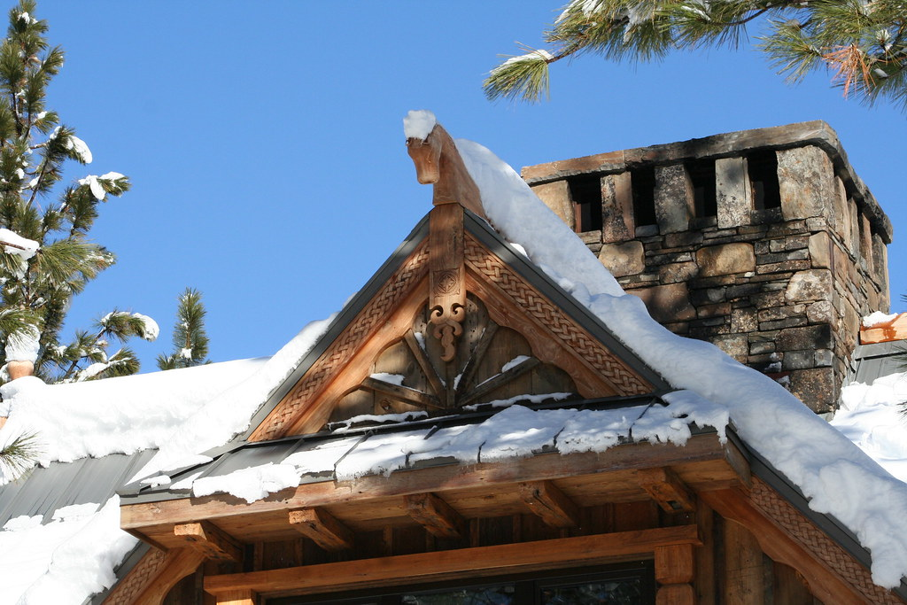 Decorative Gable Designs Russian Roof And Gable Design
