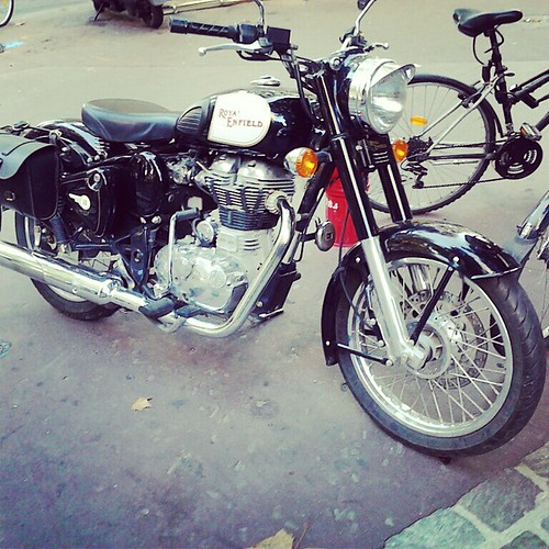 Royal Enfield Instagram