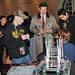RDECOM director visits VEX robotics competition