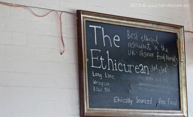 The Ethicurean at Barley Wood Walled Garden