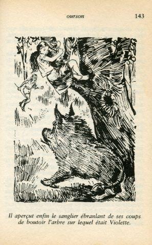 Ourson, by Comtesse de SEGUR -image -50-150