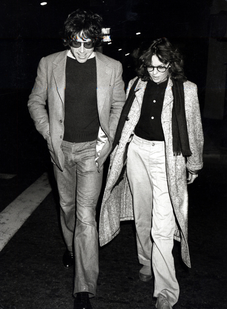 with warren beatty 1978