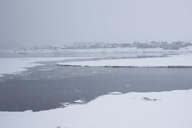 雪ふるまち