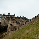 Edinburgh Castle and Greens - Scotland