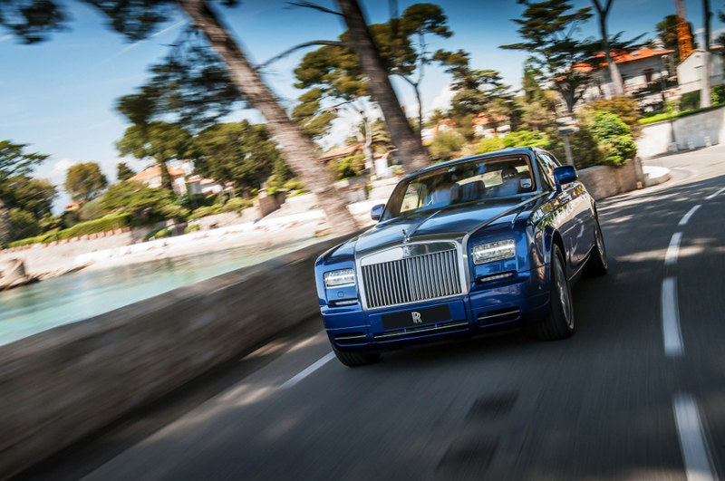 Rolls-Royce Announces Record Sales in 108 Year History