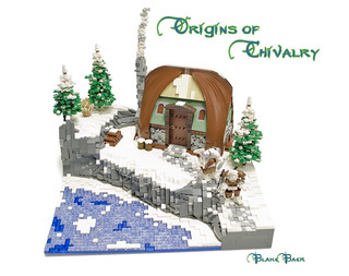 Flash MOC Blitz'ard:  Origins of Chivalry