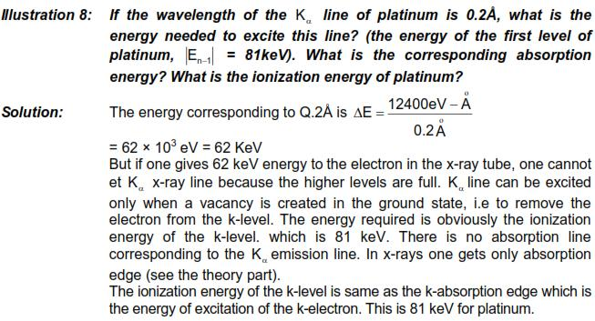 CBSE Class 12 Physics Notes: Dual Nature of Radiation and Matter - Production of Continuous Spectrum