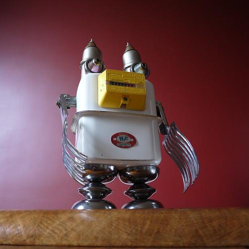 robot gaz houille