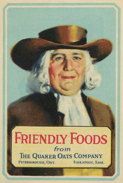 Friendly foods from the Quaker Oats Company | Aliments amicales du Quaker Oats Company