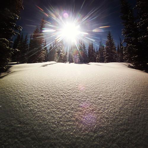 6 hr ski tour