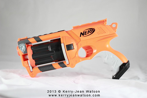 Nerf Gear Up Mavrick