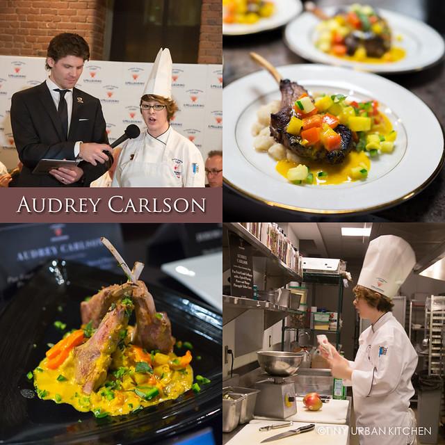 Audrey Carlson