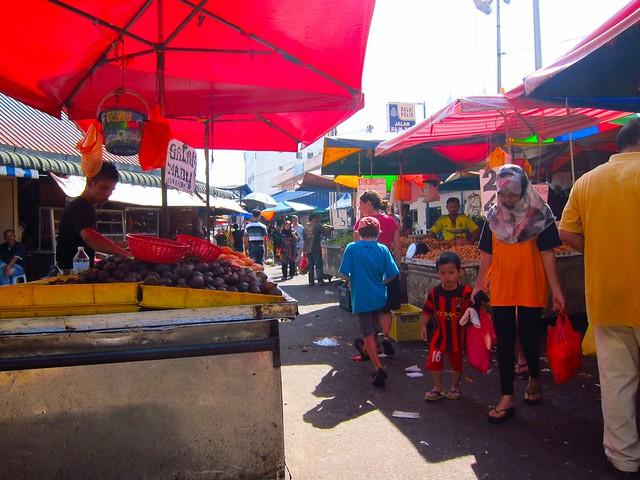 Chow Kit Market, Kuala Lumpur
