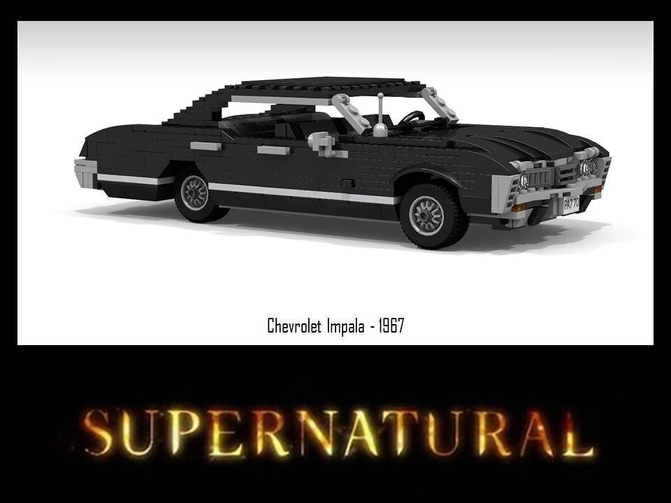supernatural chevrolet impala a photo on flickriver. Black Bedroom Furniture Sets. Home Design Ideas