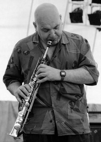 London Docklands Jazz Festival c 1987 3 06