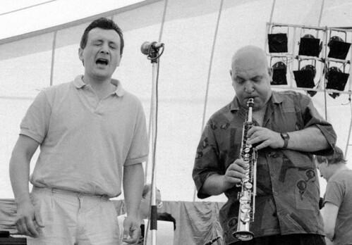 London Docklands Jazz Festival c 1987 3 08
