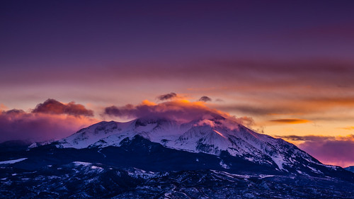 pictures winter sunset mountain snow beautiful clouds canon landscape photography colorado colorful december scenic peak co aspen carbondale basalt 2012 roaringfork sopris mountsopris tobyharriman missouriheights