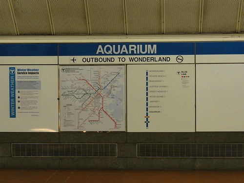 Aquarium Outbound to Wonderland