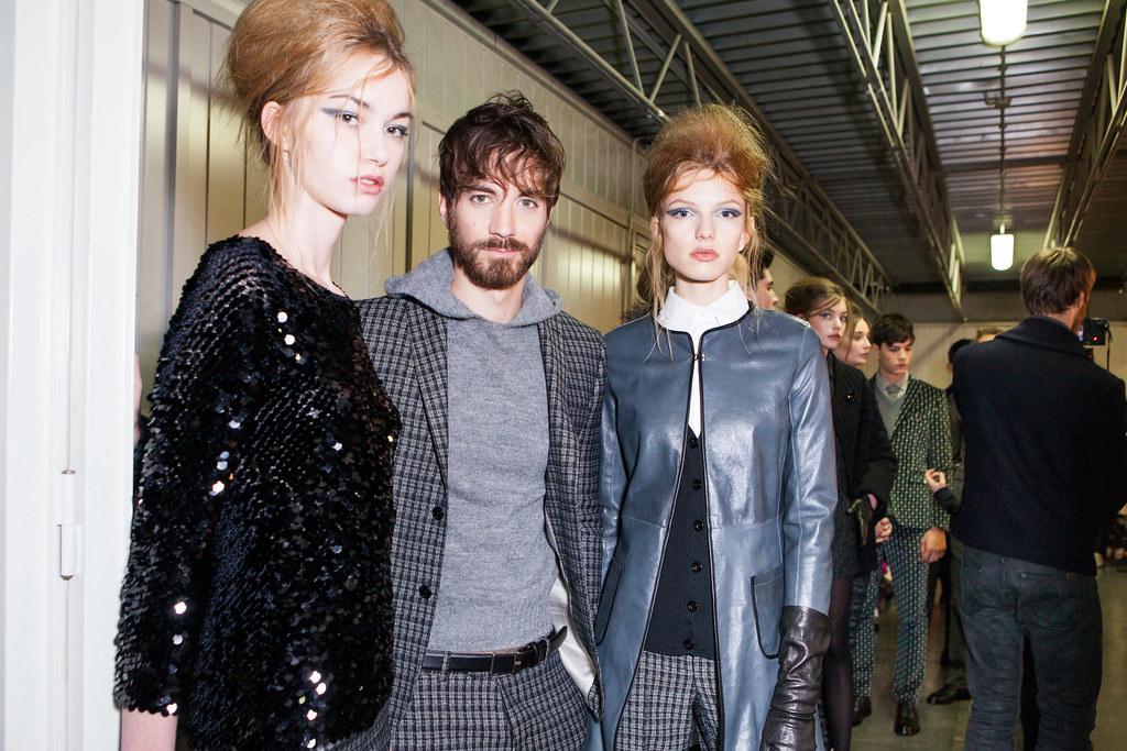 FW13 Milan Enrico Coveri090(fashionising.com)