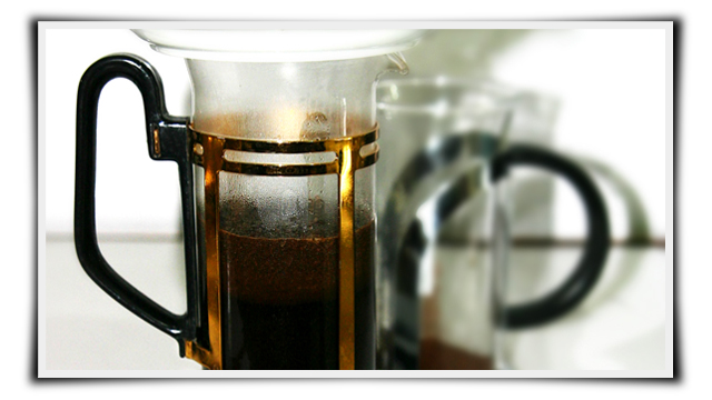 Perfect Kopi Luwak Coffee with French Press, kopi luwak, pre infusion