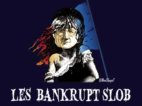 LES BANKRUPT SLOB by Colonel Flick/WilliamBanzai7