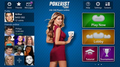 Pokerist Texas Poker
