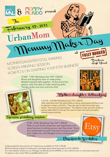 Mommy Maker Day
