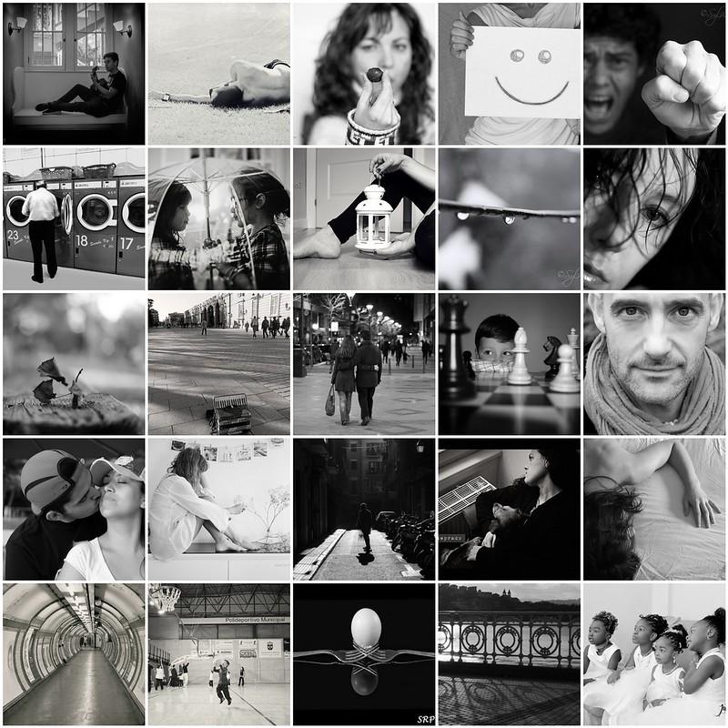 Click Together en Blanco y Negro todo Enero