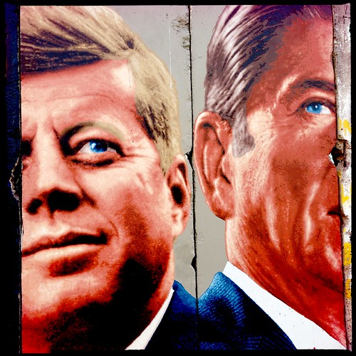 3/4 of a Kennedy Trumps 1/2 a Reagan