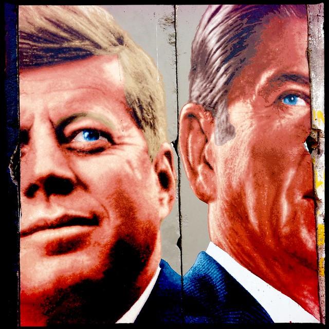 3/4 of a Kennedy Trumps 1/2 a Reagan