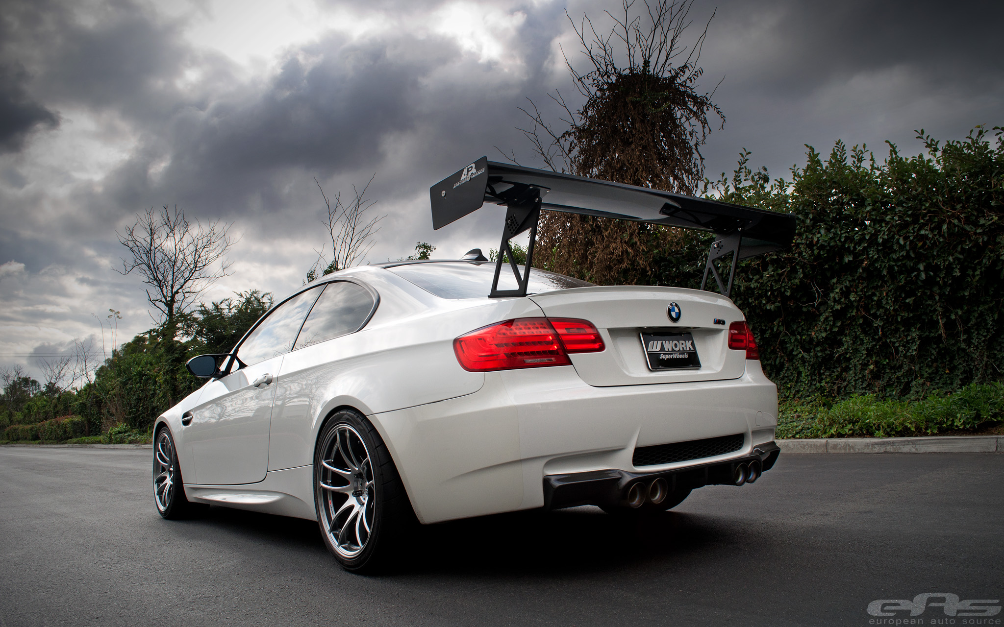 Work CR Ultimate BMW M3 by eas