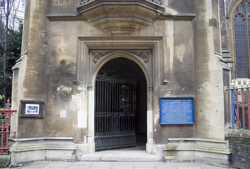 St Sepulchre-without-Newgate