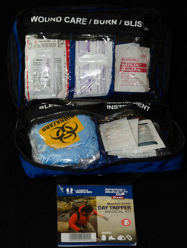 DayTripper Medical Kit