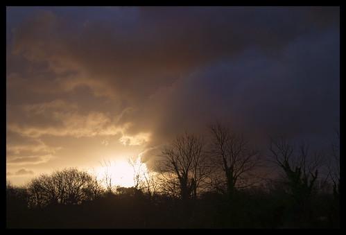 wales sunrise samsung waterton bridgend