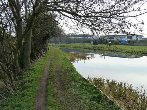 A walk on the Chesterfield Canal [from Worksop to Shireoaks Marina]