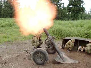 120mm迫撃砲RT