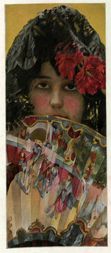 018-Dibujo4- Gaspar Camps- Album Salon enero 1905-Hemeroteca de la Biblioteca Nacional de España