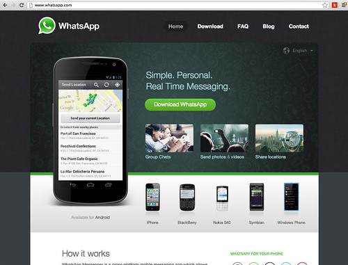 WHATSAPP FOR S40