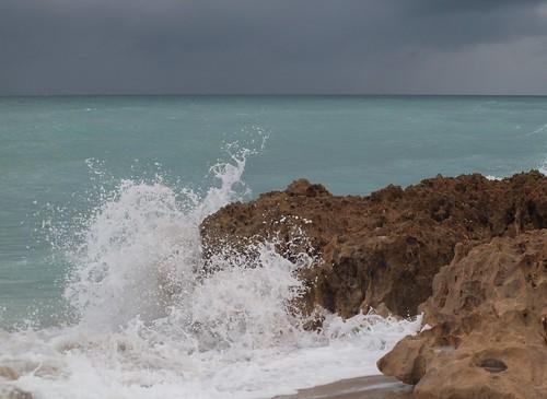 rocks florida stuart angrysky hutchinsonisland wavescrash