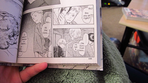 "Crimes against Literature: Mushishi ""Library binding"" version"