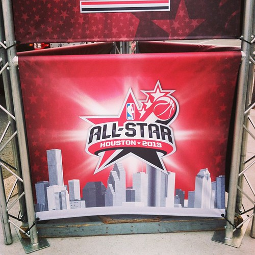 #allstar weekend