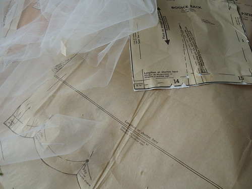 wedding dress toile 1